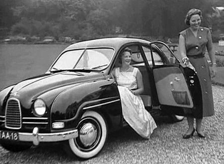 Saab 93 (1958)