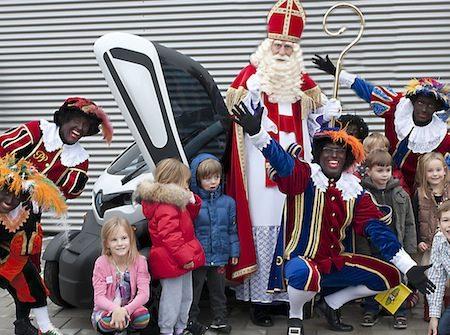 Twizyterreur voor Sint & Piet