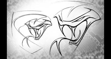 Stryker-schets