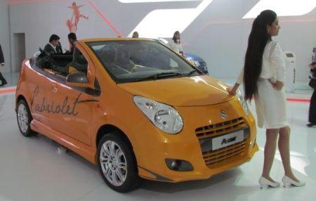 Suzuki Alto Cabrio