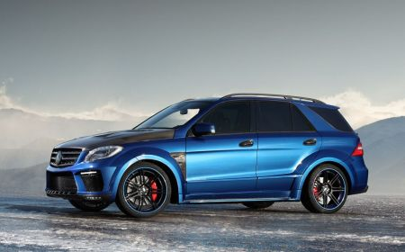 TopCar Mercedes ML63 AMG Inferno