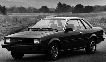 Toyota Corolla SR5 (1983)