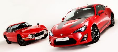 Toyota GT86 First Edition