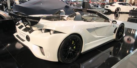 Tushek Renovatio T500 @ Top Marques 2012