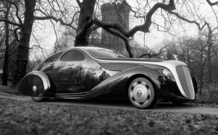 Ugur Sahin Rolls-Royce Jonckheere Aerodynamic Coupe II