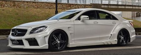 VITT Performance Mercedes CLS Squalo