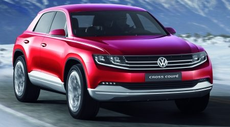 Volkswagen Cross Coupe 2012