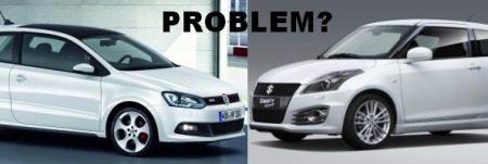 VW en Suzuki staan weer eens tegenover elkaar
