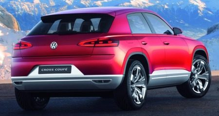 Stel je de VW Cross Coupe voor, maar dan totaal anders