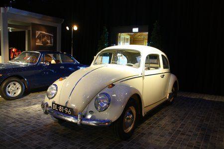 Volkswagen Kever - Wim Zegwaard
