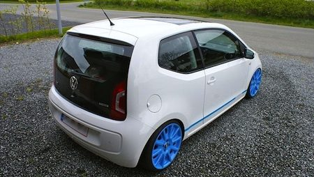 VW Up! is echt een dwergje
