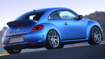 Volkswagen Beetle voor SEMA heeft 500 pk