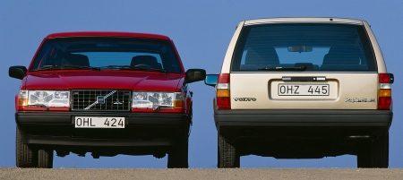 Volvo 740 16V facelift 1990