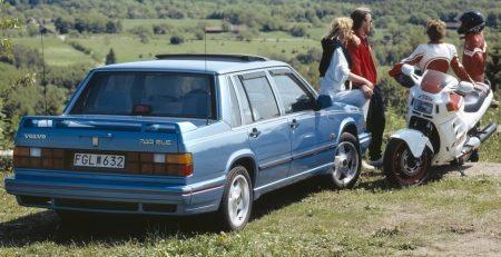 Volvo 740 Spoilers!