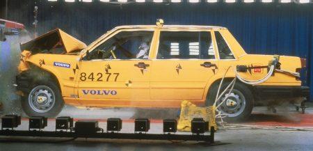 Volvo kan kapot