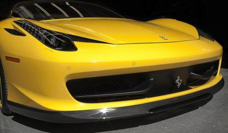 Vorsteiner Ferrari 458 Italia Carbon Fiber Aero