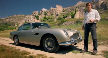 Bond. Jeems Bond.