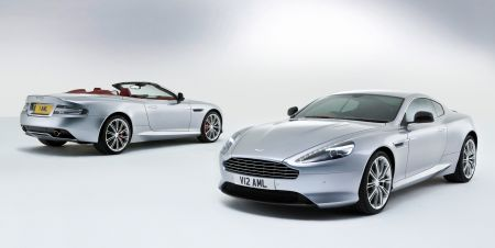 Aston Martin DB9 MY13