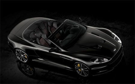 Aston Martin DBS Ultimate Edition Volante