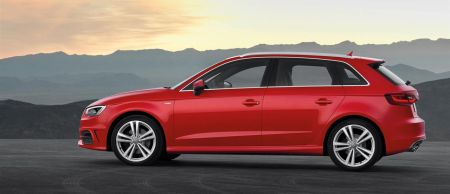 nieuwe audi a3 sportback officieel onthuld updated. Black Bedroom Furniture Sets. Home Design Ideas