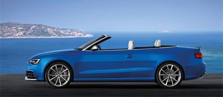 Audi RS5 cabrio is officieel dik