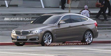 BMW 3 Serie GT