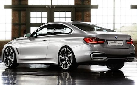 BMW 4 Serie Coupé Concept