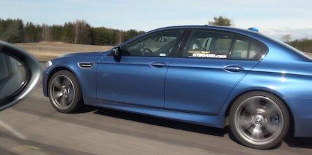 Nieuwe BMW M5 (V8) vs zijn voorganger (V10)