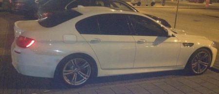 BMW M5 van Headhunterz
