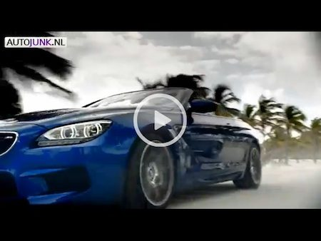 BMW M6 - Driving Dynamics 1/2