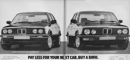 Kostten BMW