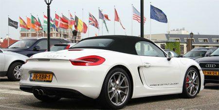 Porsche Boxster S 2012