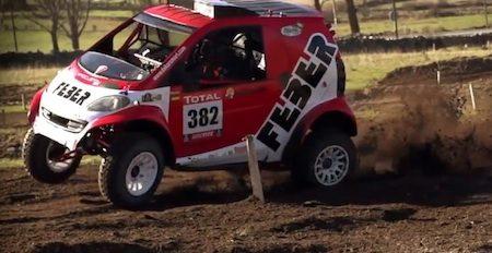 BAM! DakarSmart gaat winnenn