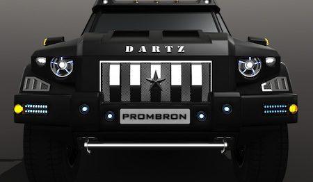 Dartz Prombron Black Dragon