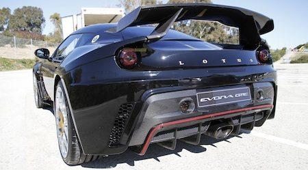 Lotus Evora GTE F1?