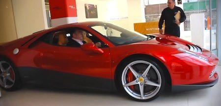 Ferrari SP12 EPC