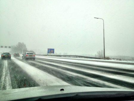 Sneeuw & files, lalalalala