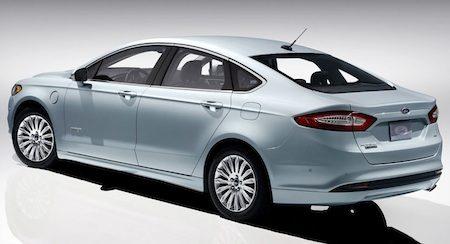 Ford Mondeo (Fusion) Energi