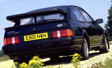 Ford Cossie spoilers!