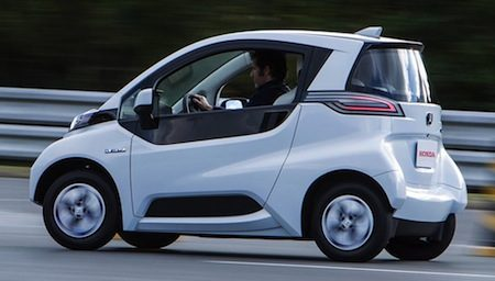 Dit is de Twizy-killer van Honda