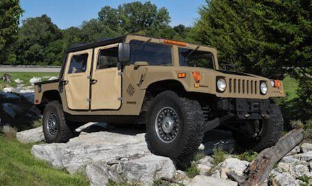 Het kan! Zelf een Humvee bouwen