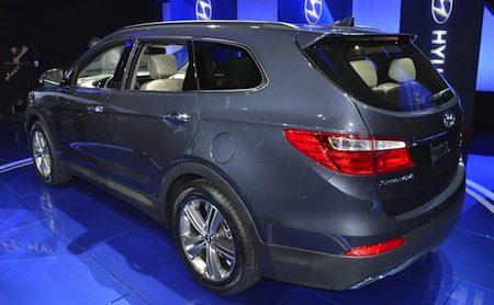 Hyundai Santa Fe is nu ook een zevenzitter