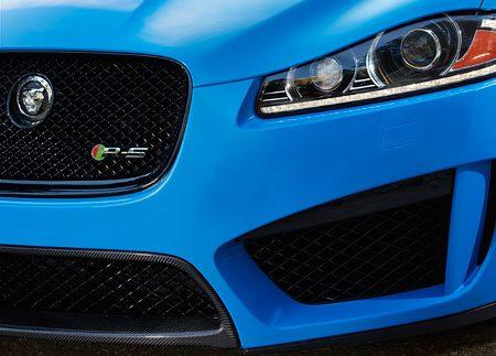 Jaguar XFR-S teaser