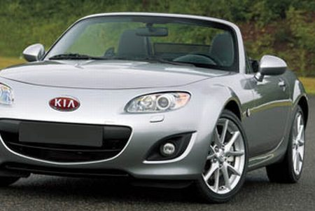 Kia MX5
