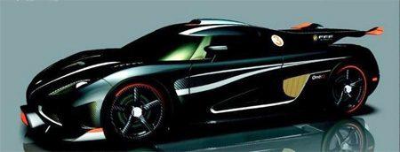 Koenigsegg One:1 is niet moeders mooiste
