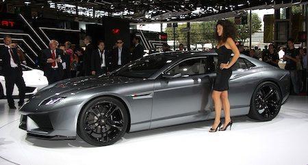 De Estoque met Lamborghini's Medewerker van het Jaar