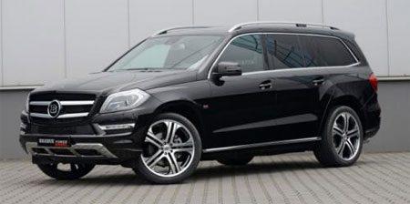 Brabus Mercedes GL Klasse