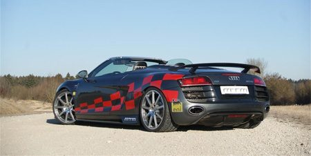 MTM Audi R8 V10 cabrio