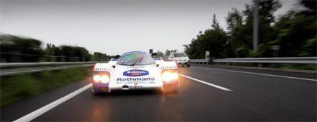 Porsche 962C is streetlegal