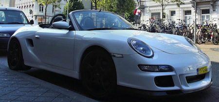 Porsche Boxster 987 GT3